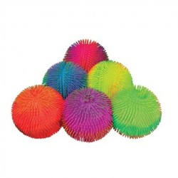 LOT DE 6 BALLONS STRETCHY