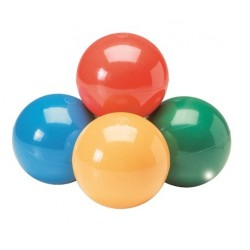 LOT DE 4 ALL-BALLES 7 CM