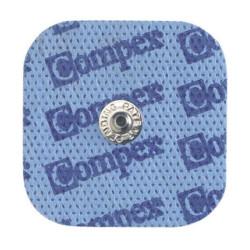 SACHET 4 ELECTRODES SNAP COMPEX (50 X 50 MM)