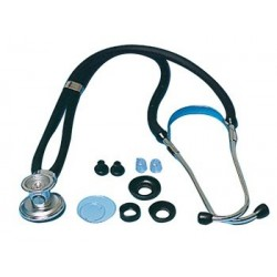 STETHOSCOPE DOUBLE PAVILLON DE TYPE RAPPAPORT