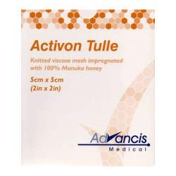 ACTIVON TULLE IMPREGNEE - LOT DE 5