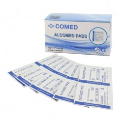 ALCOMED PADS 70%