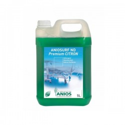 ANIOSURF ND PREMIUM - Parfum citron - 5 L - Anios - 2451036 -