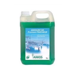 ANIOSURF ND PREMIUM - Parfum fraîcheur - 5 L - Anios - 2450036 -