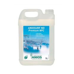 ANIOSURF ND PREMIUM NPC - Sans parfum - 5 L - Anios - 2447036 -
