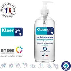 Gel Hydroalcoolique et Antibactérien 1L - Kleengel®