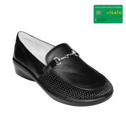 Chaussures égine noir gibaud