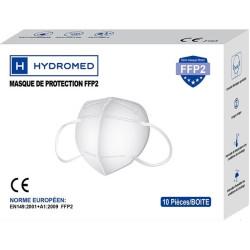 Lot de 10 masques FFP2 - HYDROMED