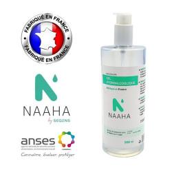 Gel hydro-alcoolique NAAHA 500 ml