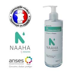 Gel hydro-alcoolique NAAHA 300 ml