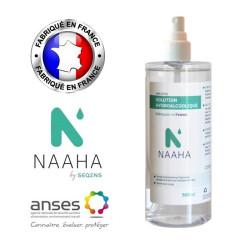 Solution hydro-alcoolique NAAHA 500 ml en spray