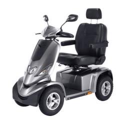 Scooter Senior Invacare Cetus 4 roues 15 km/h – Coloris Gris