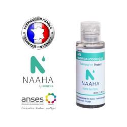Gel hydro-alcoolique NAAHA 40 ml