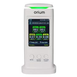 Mesureur de qualité de l'air intérieur Quealis 40