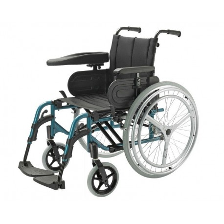 Fauteuil Roulant Manuel ACTION 4 NG DUAL HR - INVACARE