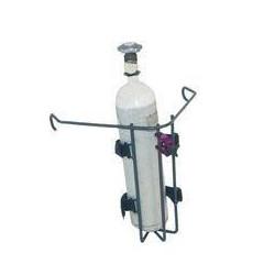 Porte bouteille d'oxygène Legacy, Alpha Basic