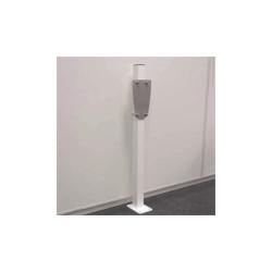 Console de fixation au sol REVATO H7763 pour barre de WC H7762 et H7772
