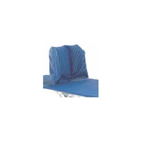 Dossier fixe avec maintiens latéraux pour MAJOR - Bleu