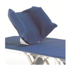 Dossier inclinable avec maintiens latéraux pour MAJOR - Bleu