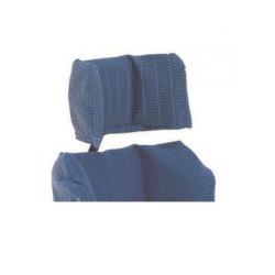 Appui-tête avec maintiens latéraux pour MAJOR - Bleu