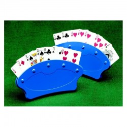LOT DE 2 SUPPORTS DE CARTES