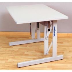 TABLE VARIO RECTANGULAIRE 100 X 70 CM - HAUTEUR :122 CM