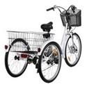 Tricycles et poussettes