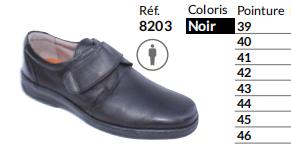 Chaussures Thérapeutiques Corfou - GIBAUD